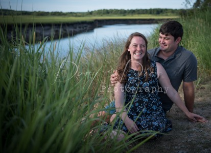 Enjoy these sneak peeks from Delani and Mitchell's engagement session earlier this evening! #Maineweddings #MaineMag #DownEast #SeacoastWeddings #EngagementSession #LifestyleSession #Scarborough #PinePoint